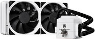 Deepcool Captain 240EX Universal CPU Liquid Cooler White DP-GS-H12L-CT240W-A4