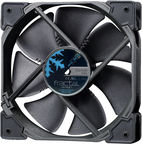 Fractal Design Venturi HP-12 PWM Case Fan Black FD-FAN-VENT-HP12-PWM-BK