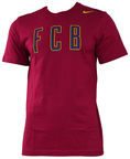Nike FC Barcelona Core Plus Tee 656528 620 Red S