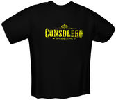 GamersWear Consolero T-Shirt Black M