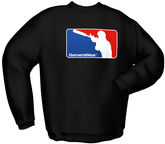 GamersWear Counter Sweater Black XXL