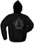 GamersWear For The Alliance Hoodie Black XXL