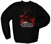 GamersWear For The Horde Sweater Black