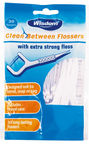 Wisdom Clean Between Flossers 30pcs Extra Strong Floss