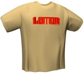 GamersWear Lamor T-Shirt Brown S