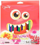 Avatar Pecils Monsters 24PCS Coloured