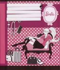 Mattel Barbie Copybook 18Pages