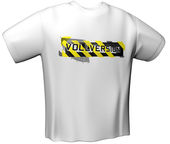GamersWear Vollversion PCG T-Shirt White S