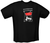 GamersWear Wasd T-Shirt Black L