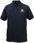 Caseking Polo Navy L