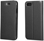 Blun Premium Smart Magnetic Fix Book Case For Samsung Galaxy J5 J530F Black