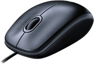 Logitech M100 Optical Mouse USB 910-005003