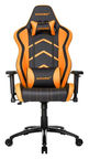AKRacing Player Gaming Chair Black/Orange