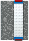 LEGO Journal With White Band Grey 51524