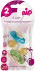 NIP Soother Cherry Baby Boy 6m+
