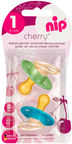 NIP Soother Cherry Baby Boy 0 - 6m