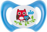 NIP Miss Denti Silicone Orthodontic Soother 0 - 6m