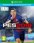 Pro Evolution Soccer 2018 Premium Edition Xbox One