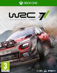 WRC 7: World Rally Championship Xbox One