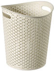 Curver Paper Bin My Style 13L Cream Colour