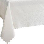 Room99 Tablecloth Waterproof Cream 150X300cm