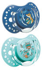 Lovi Dynamic Soother 2pcs Folky 22/843 Boy 6-18m