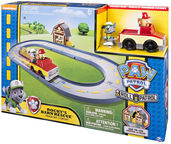Spin Master Paw Patrol Rocky's Barn Rescue Track Playset 6028060