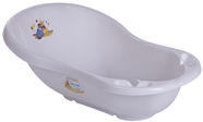 Keeeper Baby Bath 84cm With Plug Winnie The Pooh White