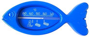 Moller - Therm Bath Thermometer 150x58mm Blue