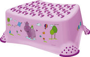 Keeeper Baby Step Stool Hippo Lilac