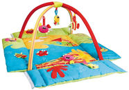 Canpol Babies Multifunctional Play Mat 3-In-1 Colorful Ocean 68/030
