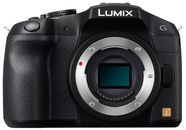 Panasonic DMC-G6 Body Black