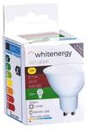 Whitenergy LED Bulb GU10 3W Milky