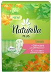 Naturella Plus Calendula Tenderness Liners Wrapped 42pcs