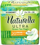 Naturella Ultra Normal Green Tea Magic Duo 20pcs