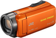 JVC Everio R GZ-R435 Orange