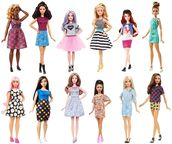 Mattel Barbie Fashionistas Doll FBR37