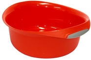 Curver Bowl Urban With Handles Round 9L Red