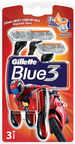 Gillette Blue III Speed Disposable Razors 3pcs