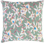 Home4you Cushion Summer 45x45cm Orchids