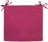 Home4you Chair Cover Summer 38x43x2.5cm Pink