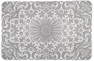 Home4you Lace 30x45cm Gray