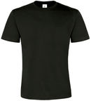 B&C Collection T-Shirt Exact 190 Black 3XL