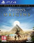 Assassin's Creed Origins Deluxe Edition incl. Russian Audio PS4