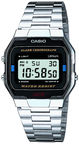 Casio Collection A163WA-1QES Unisex Watch