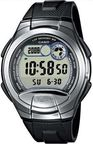 Casio Collection Lap Memory W-752-1AVES Mens Watch