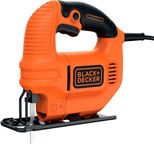 Black & Decker KS501AT-QS Jigsaw with Accessories