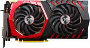 MSI GeForce GTX 1070 Ti GAMING 8GB GDDR5 PCIE GEFORCEGTX1070TIGAMING8G