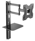 "Maclean Mount For LCD/TV 23-42"" Black"