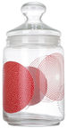 Luminarc Red Club Jar 1l